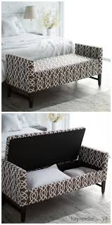 Hide A Bed Ottoman This Ottoman Isn T Just A Spot To Sit While You Re Putting Your