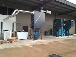 Laser Cutter Ventilation Industrial Dust Collectors Fume Extractors Dust Control Service