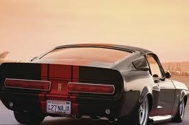 Black 69 Mustang Fastback Ford Mustang 1968 Fastback Black Mamba Atc Australia U0027s