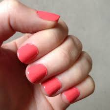 maybelline nail polish color show coral craze nail polish