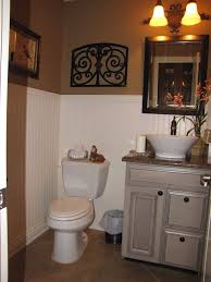 Powder Room Remodel David Weekley Homes Houston For A Traditional Powder Room With A