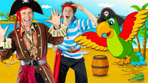 we are the pirates kids pirate song songs for children youtube