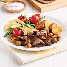 cuisine et vin recette rosbif aux deux moutardes et vin recettes cuisine et
