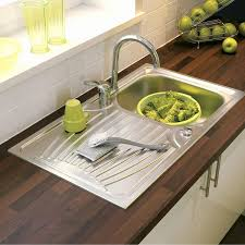 lavabo de cuisine bouchon d évier de cuisine awesome evier encastrer inox lynx 1 bac
