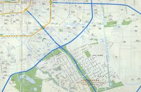 Beijing Map Beijing City All Maps Menu By China Report