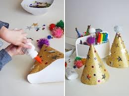 Christmas Tree Decoration Craft Ideas - 11 new year u0027s eve party decoration craft ideas for kids
