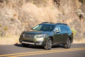 subaru outback 2016 redesign kelley blue book names 16 best family cars of 2016