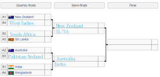 The Winner Of New Zealand by 5 Answers Which Team Will Play Against India In The Icc World