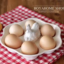 ceramic egg trays online shop white ceramic egg plate porcelain egg tray
