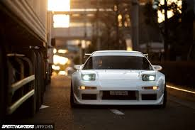 custom honda nsx tokyo classic the right way to nsx speedhunters