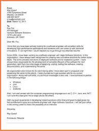 5 software developer cover letter sales intro letter
