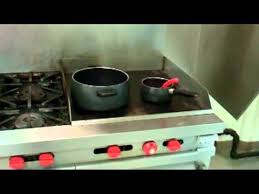 vulcan gas stove pilot light stove griddle oven youtube