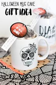 halloween mug cake gift idea liz on call