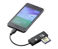 reader for android kool media usb card reader for android phones and tablets