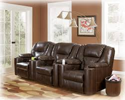 165788p 2 price includes 2 pc brown power blended leather theatre