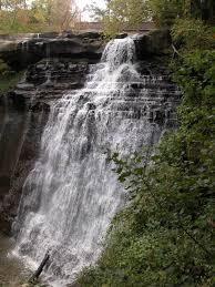 Ohio waterfalls images Brandywine falls jpg