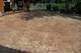 Patio Floor Design Ideas Backyard Patio Flooring Options Spectacular Backyard Patio Ideas