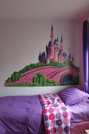 best 25 castle mural ideas on pinterest princess mural princess castle mural with room
