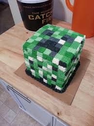 37 minecraft cakes images minecraft party