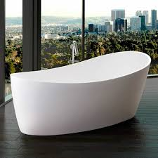 20 ways to contemporary bathtubs freestanding