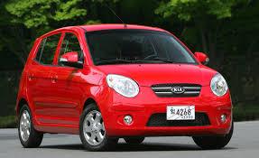 kia picanto hatchback review 2004 2011 parkers
