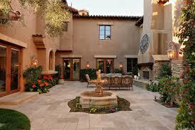 outdoor courtyard enclosed courtyard ideas patio mediterranean with outdoor