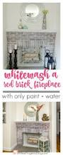 best 25 red brick fireplaces ideas on pinterest red brick paint