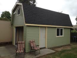 gambrel roof garage galleries u2013 2014 u2013 u002715 u2013 portland garage builders