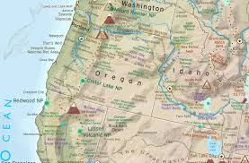 Crater Lake Oregon Map by Largest Lake In Every State By Lakepedia Map Usa Lakes Usa