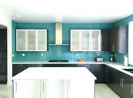 glass tile kitchen backsplash teal tile backsplash paradiceuk co