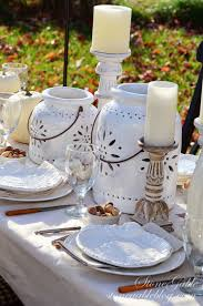 thanksgiving napkins paper 5 interesting ways to use napkins and napkin rings a tablescape
