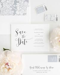 Save The Date Website Flowing Calligraphy Save The Date Cards Save The Date Cards By Shine