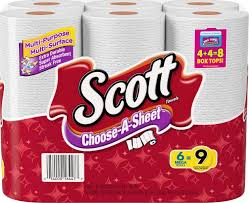 get paper towel 6 big roll packs for 3 99 at walmart