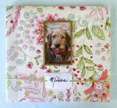 fabric photo album make a photo album out of a 3 ring binder with a fabric sleeve