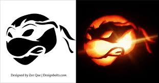Free Scary Halloween Pumpkin Stencils - 10 free halloween scary u0026 cool pumpkin carving stencils patterns