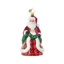 411 best christopher radko santa ornaments images on