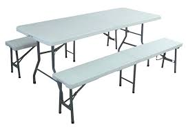 cheap folding tables walmart fold out table walmart folding table and bench set fold in half