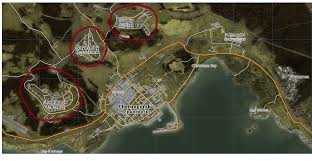 Dayz Maps Steam Community Guide Complete Guide How To Find A Tent