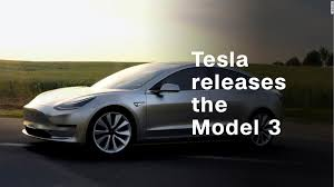 tesla delivers its first 30 model 3s in historic moment jul 29