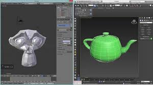 3d Max by Blender Vs 3ds Max Workflow And Shortcuts Compar Youtube