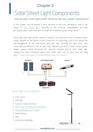 how do street lights work ultimate guide for solar street lights