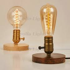 Edison Bulb Table L Edison Bulb L Oneida Air Molded Mini Gorilla Dust Collector