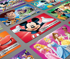 home page disney gift card