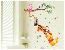Wall Decor Stickers For Nursery Bedroom Decoration Baby Nursery Wall Paint Ideas Nursery Room