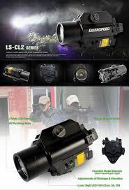 laser and light combo 225lumen tactical flashlight plus green laser sight combo buy