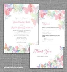 wedding invitations free sles best 25 butterfly wedding invitations ideas on