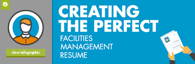 how to create the perfect facilities management resume infographic