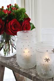 Diy Mason Jar Christmas Candles by 17 Easy Diy Holiday Candle Holders