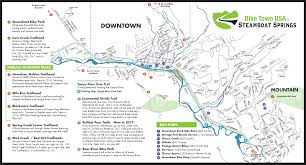 Steamboat Trail Map Ambassadors Steamboat Bike Town Usa