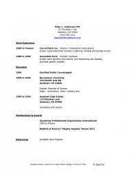 First Job Resume Examples the most amazing high student resume first job resume
